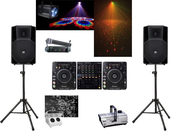 dj pentru petrecere
